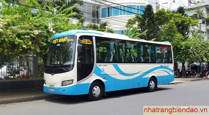 Vé xe Nha Trang đi Đà Lạt
